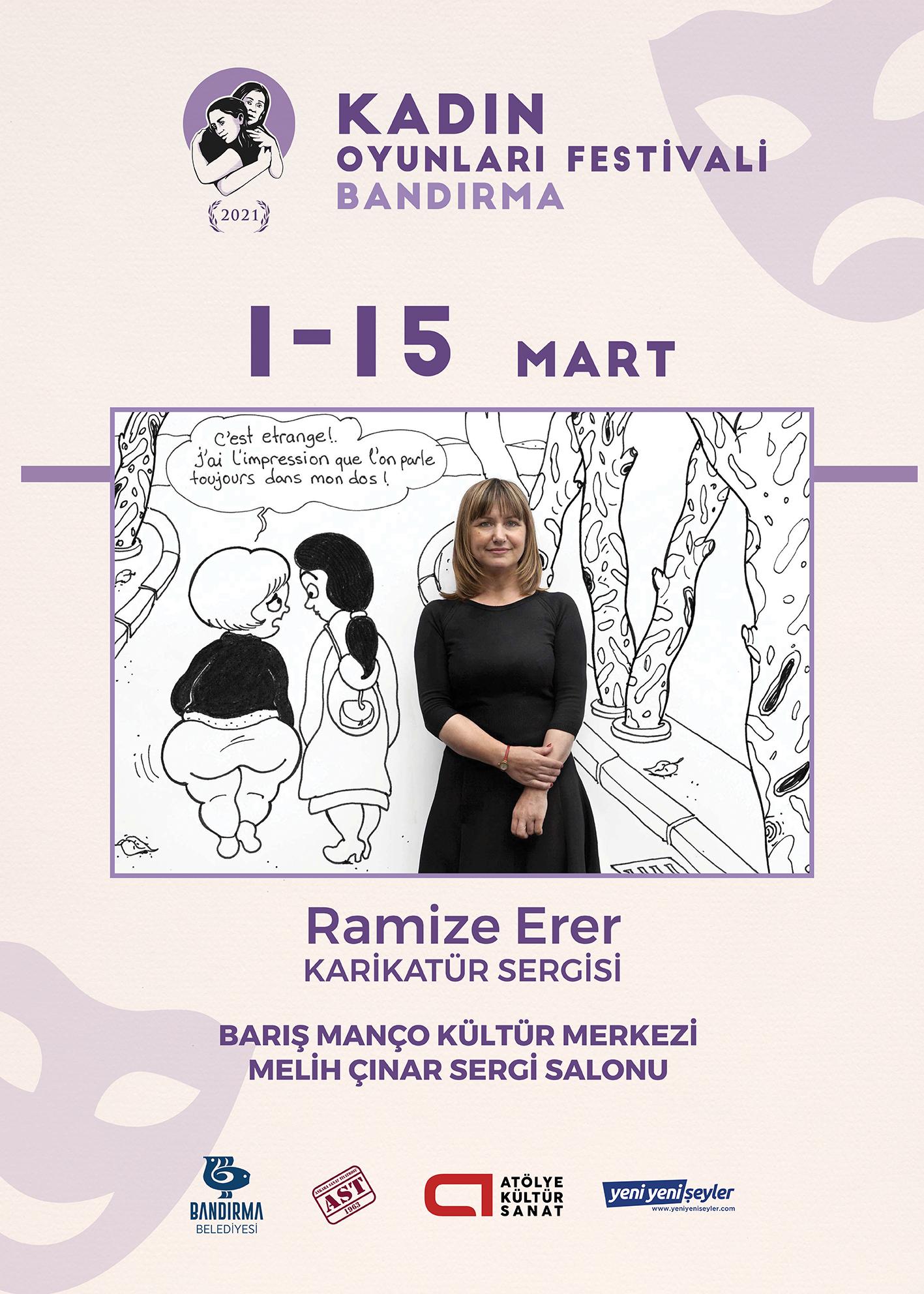 KOF 2021 Bandırma - Ramize Erer