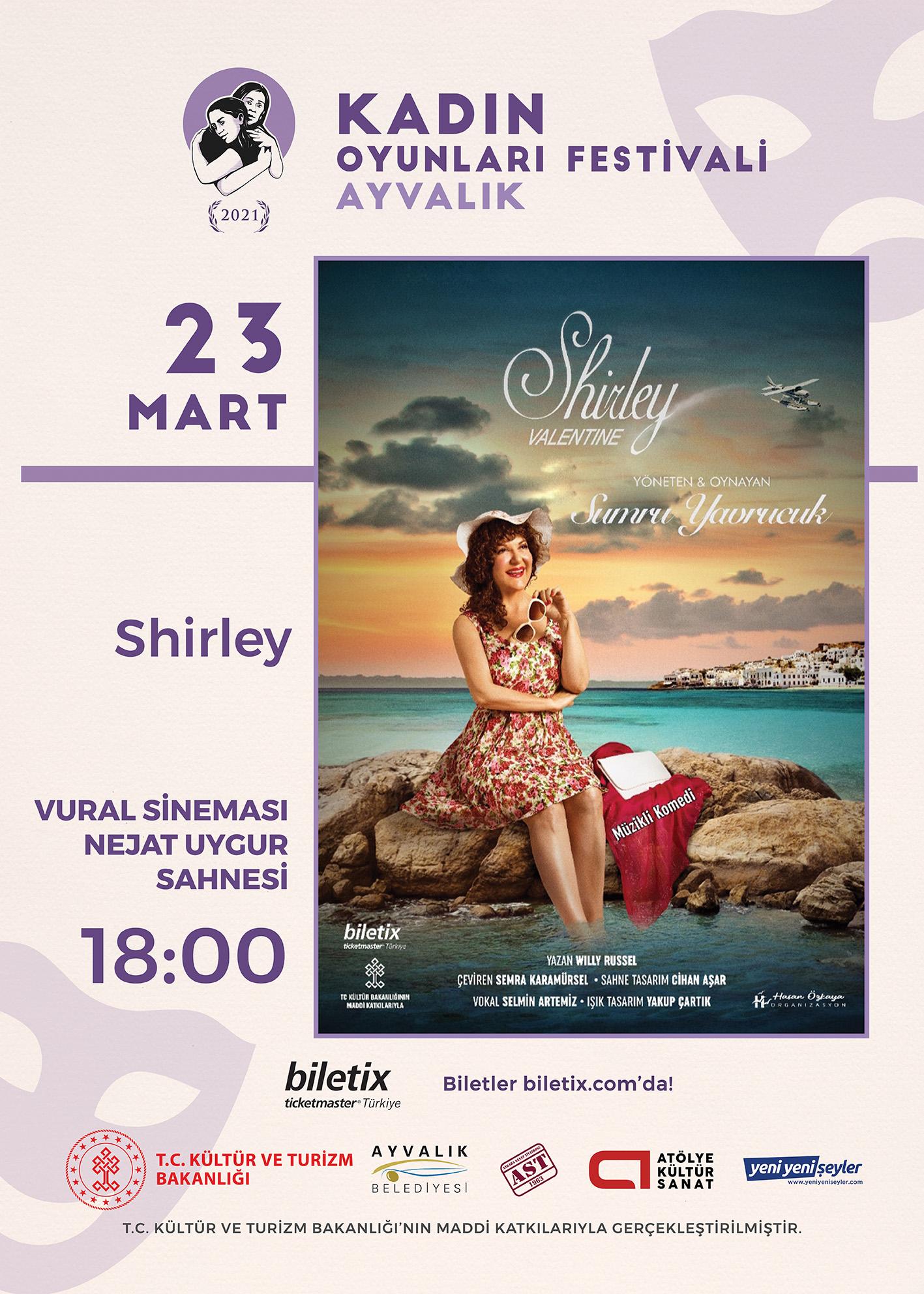 KTB - KOF 2021 Ayvalık - 23 Mart - Shirley