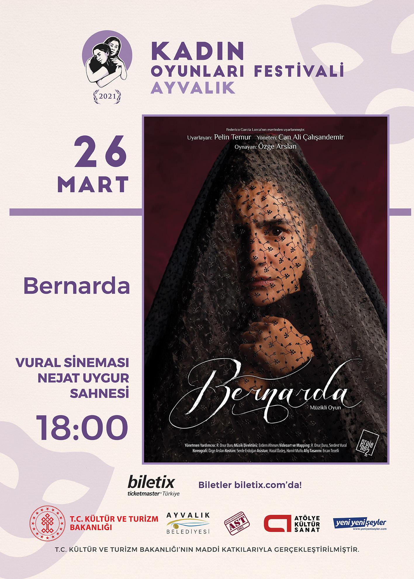 KTB - KOF 2021 Ayvalık - 26 Mart - Bernarda