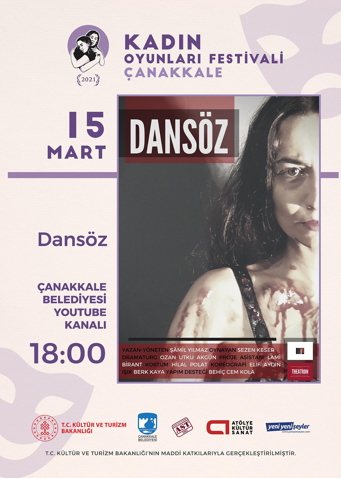 KTB - KOF 2021 Çanakkale - 15 Mart