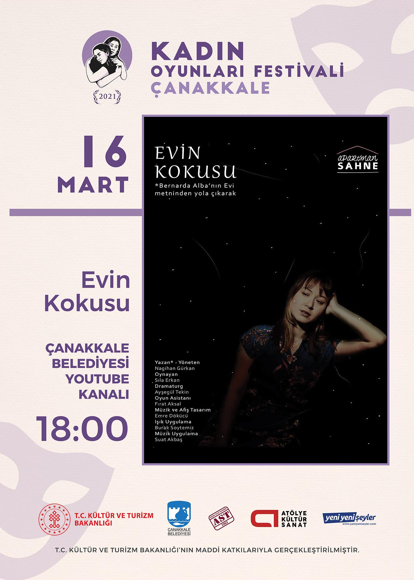 KTB - KOF 2021 Çanakkale - 16 Mart